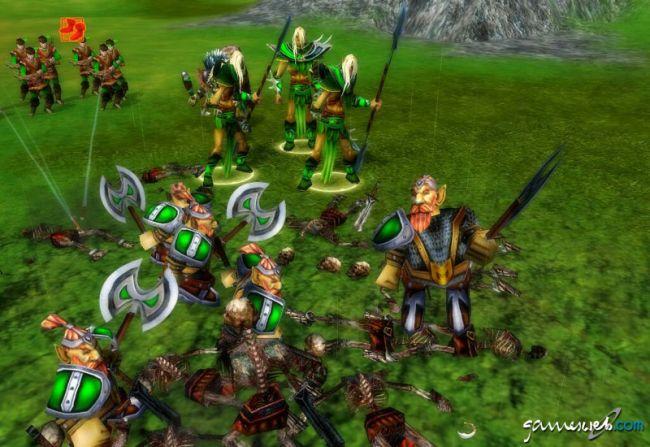 Battle Mages: Sign of Darkness  Archiv - Screenshots - Bild 18
