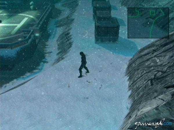 Metal Gear Solid: The Twin Snakes - Screenshots - Bild 6