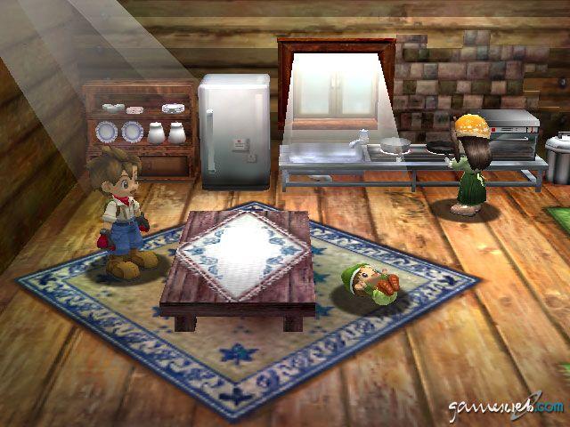 Harvest Moon: A Wonderful Life - Screenshots - Bild 6