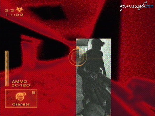 Tom Clancy's Splinter Cell: Pandora Tomorrow - Screenshots - Bild 12