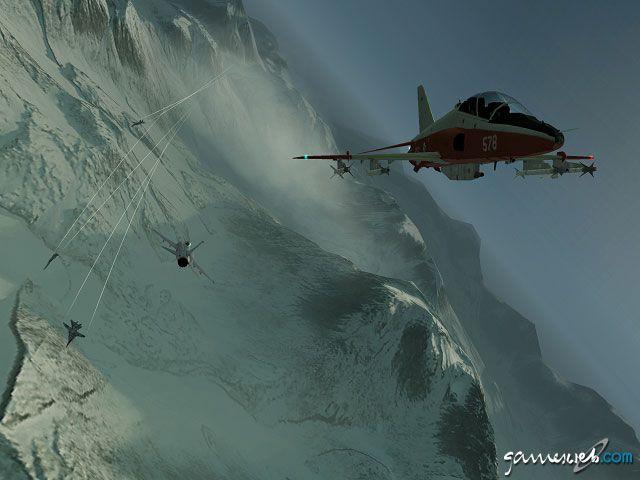 Ace Combat: Squadron Leader  Archiv - Screenshots - Bild 51