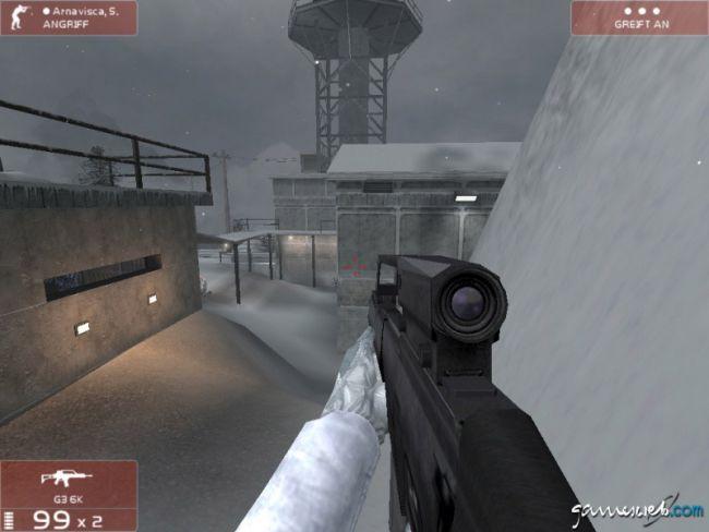 Tom Clancy's Rainbow Six 3: Athena Sword - Screenshots - Bild 5