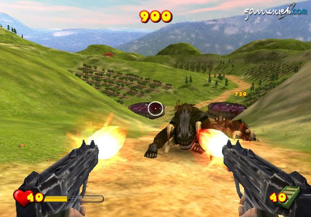 Serious Sam: Next Encounter  Archiv - Screenshots - Bild 2
