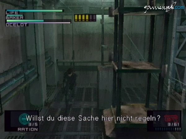 Metal Gear Solid: The Twin Snakes - Screenshots - Bild 10