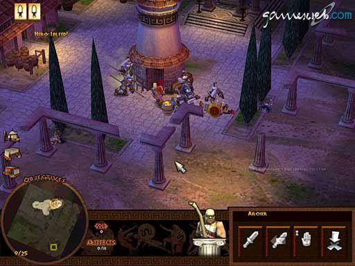 Battle for Troy  Archiv - Screenshots - Bild 11