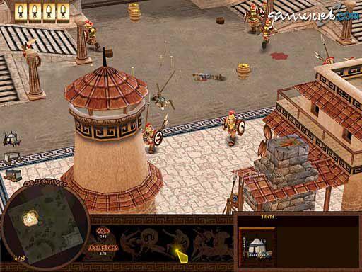 Battle for Troy  Archiv - Screenshots - Bild 10