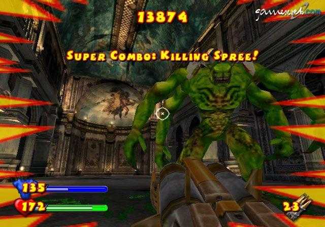Serious Sam: Next Encounter  Archiv - Screenshots - Bild 4
