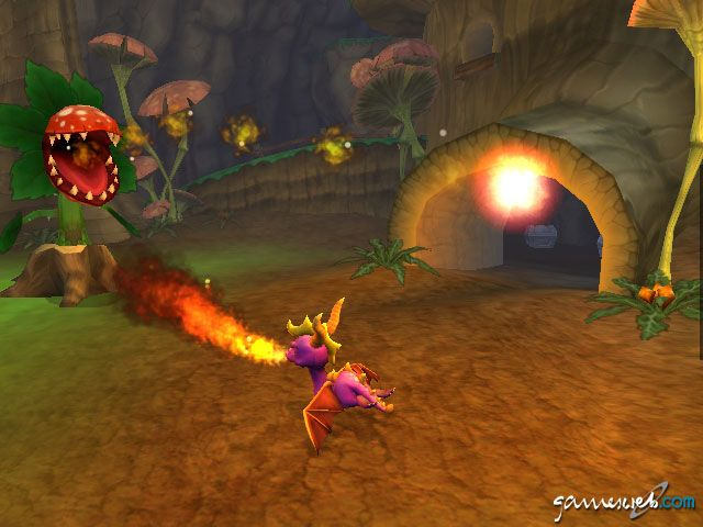 Spyro: A Hero's Tail  Archiv - Screenshots - Bild 13