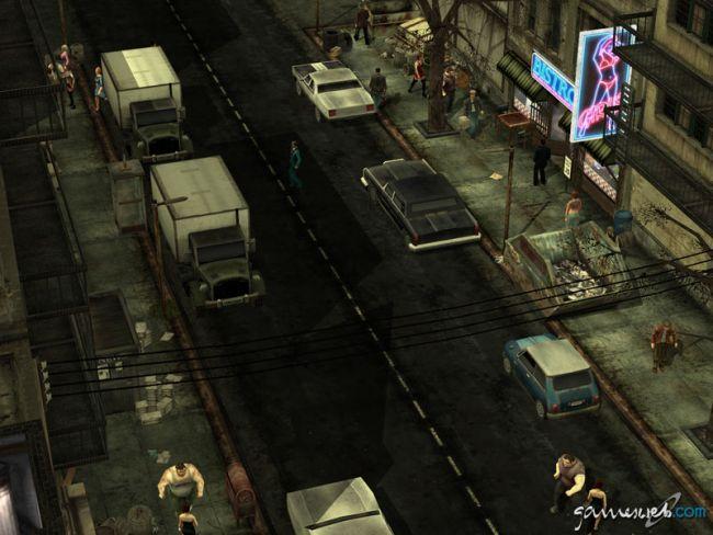 Gangland  Archiv - Screenshots - Bild 3