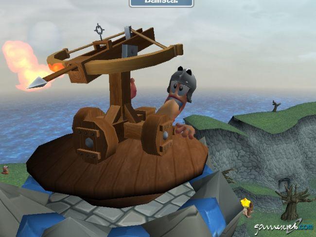 Worms Forts: Unter Belagerung  Archiv - Screenshots - Bild 22