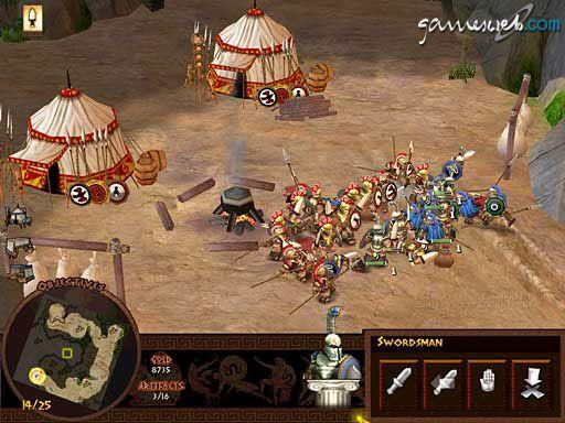 Battle for Troy  Archiv - Screenshots - Bild 8