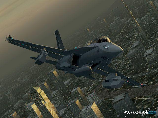 Ace Combat: Squadron Leader  Archiv - Screenshots - Bild 48