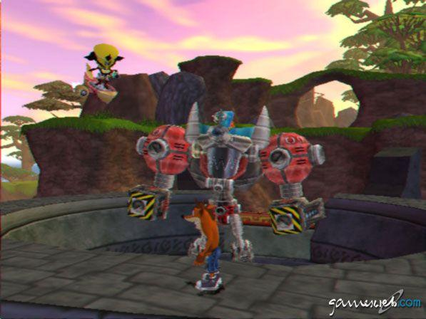 Crash Bandicoot: Unlimited  Archiv - Screenshots - Bild 7