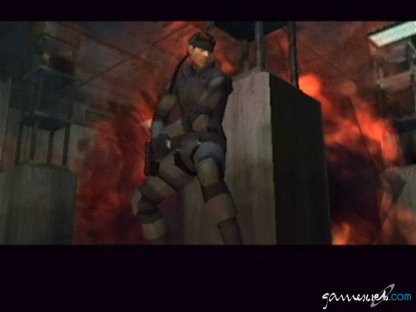 Metal Gear Solid: The Twin Snakes - Screenshots - Bild 2