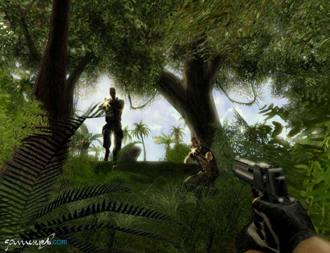 Far Cry Instincts  Archiv - Screenshots - Bild 138