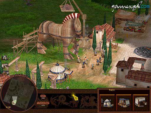 Battle for Troy  Archiv - Screenshots - Bild 9