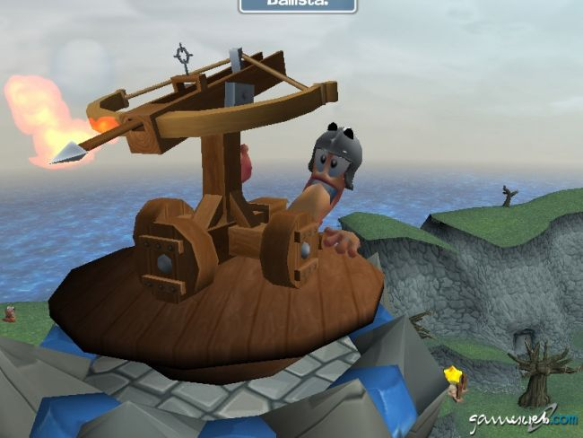 Worms Forts: Unter Belagerung  Archiv - Screenshots - Bild 15