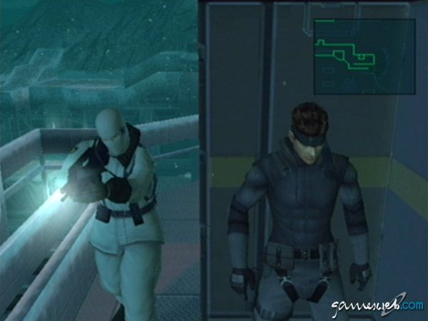 Metal Gear Solid: The Twin Snakes - Screenshots - Bild 3
