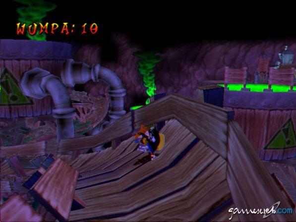 Crash Bandicoot: Unlimited  Archiv - Screenshots - Bild 2