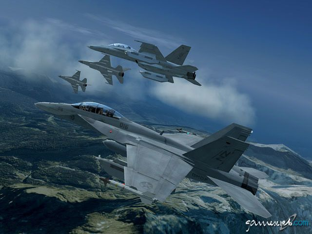 Ace Combat: Squadron Leader  Archiv - Screenshots - Bild 64