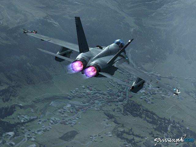 Ace Combat: Squadron Leader  Archiv - Screenshots - Bild 47