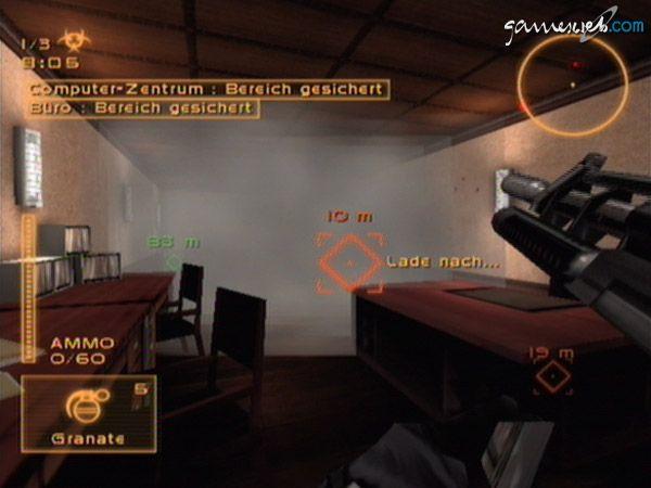Tom Clancy's Splinter Cell: Pandora Tomorrow - Screenshots - Bild 13