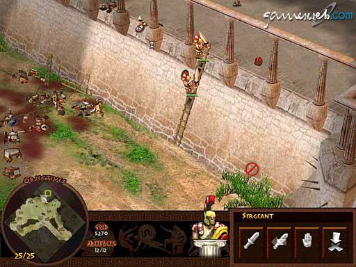 Battle for Troy  Archiv - Screenshots - Bild 7