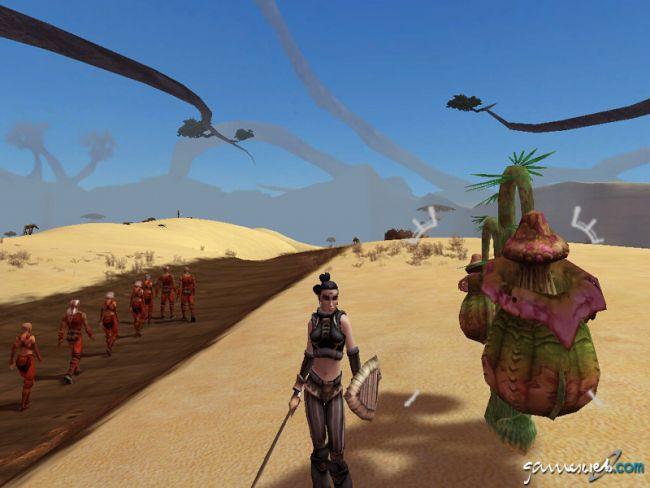 The Saga of Ryzom - Screenshots - Bild 13