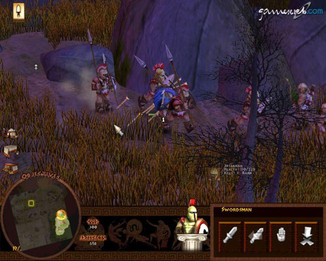 Battle for Troy  Archiv - Screenshots - Bild 6
