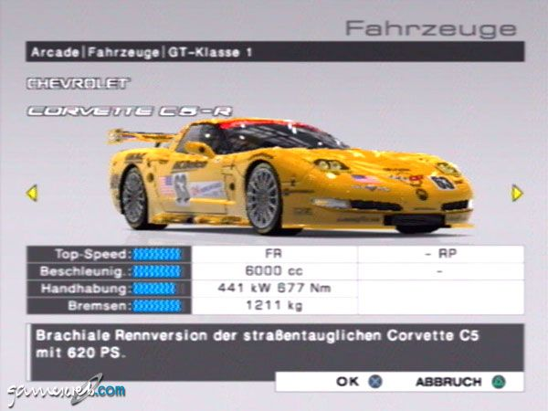 R: Racing - Screenshots - Bild 2
