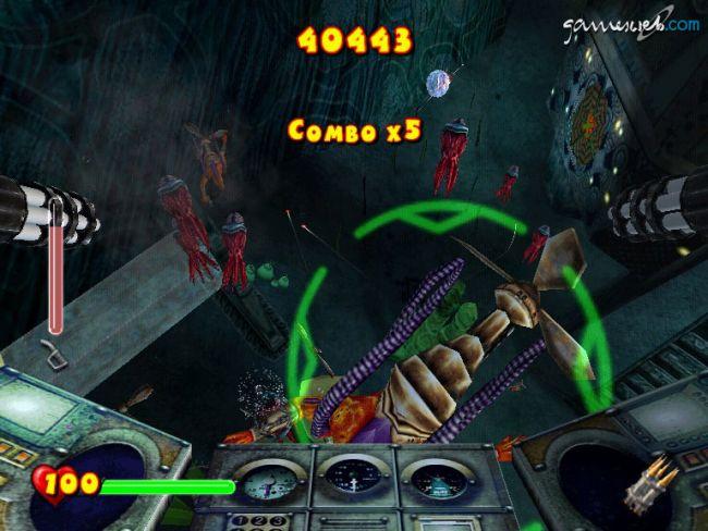 Serious Sam: Next Encounter  Archiv - Screenshots - Bild 6