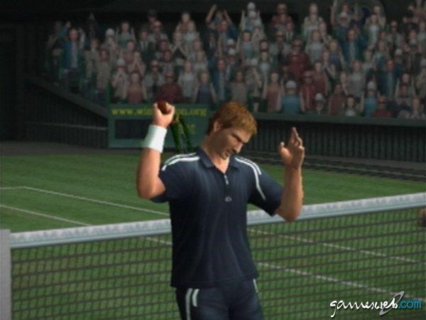 Smash Court Tennis Pro Tournament 2 - Screenshots - Bild 6