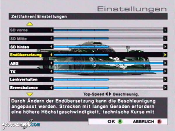 R: Racing - Screenshots - Bild 7