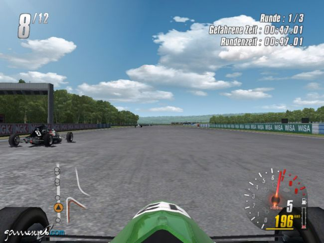 DTM Race Driver 2 - Screenshots - Bild 2