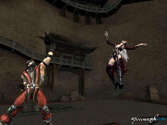 Mortal Kombat: Deception  Archiv - Screenshots - Bild 17
