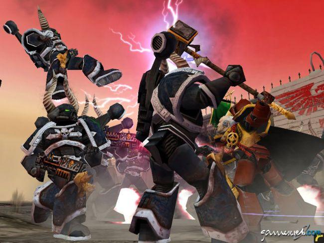 Warhammer 40'000: Dawn of War  Archiv - Screenshots - Bild 6