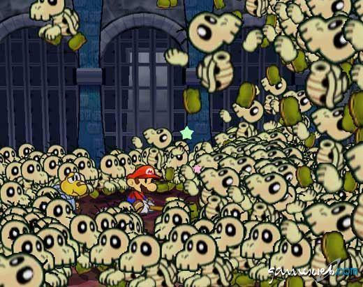 Paper Mario: Die Legende vom Äonentor  Archiv - Screenshots - Bild 28