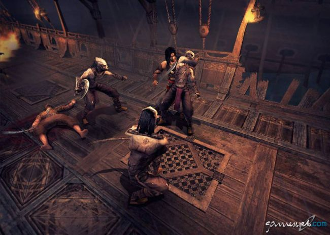 Prince of Persia: Warrior Within  Archiv - Screenshots - Bild 119