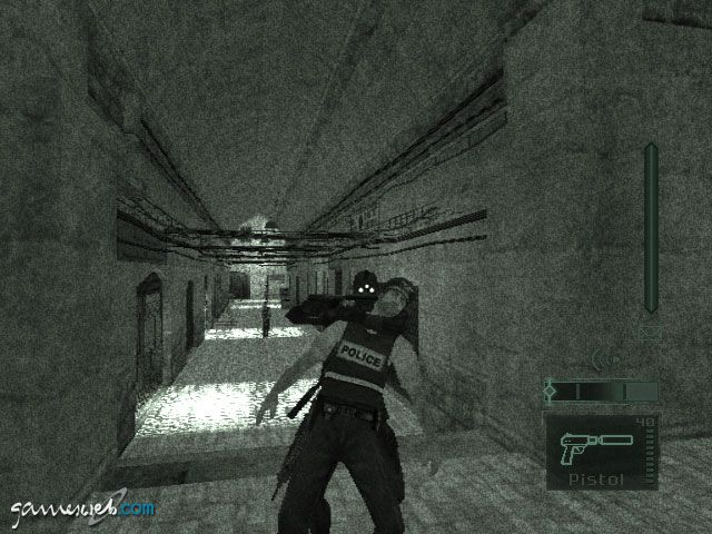 Splinter Cell: Pandora Tomorrow  Archiv - Screenshots - Bild 15