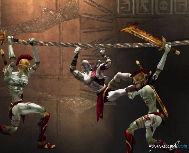 God of War  Archiv - Screenshots - Bild 39