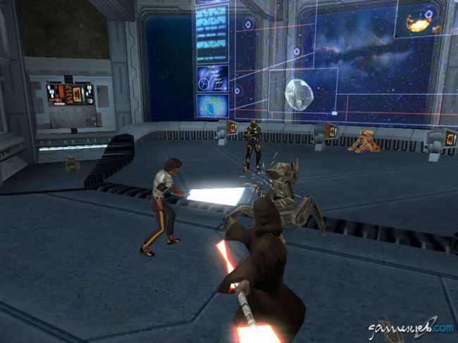 Star Wars: Knights of the Old Republic 2: The Sith Lords  Archiv - Screenshots - Bild 28