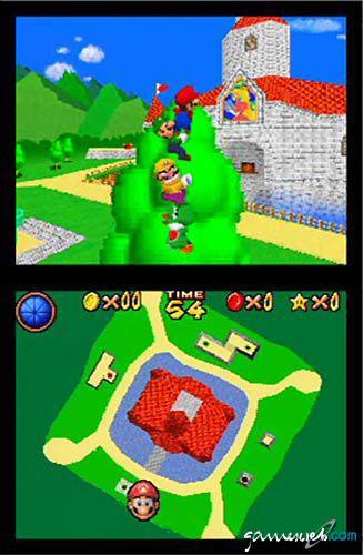 Super Mario 64 DS  Archiv - Screenshots - Bild 14