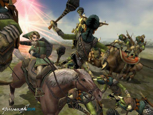 Legend of Zelda  Archiv - Screenshots - Bild 11