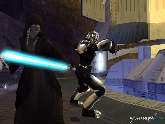 Star Wars: Knights of the Old Republic 2: The Sith Lords  Archiv - Screenshots - Bild 35