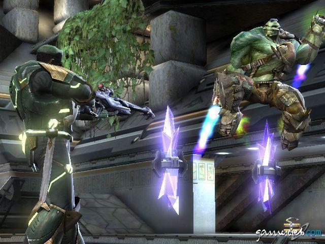 Unreal Championship 2: The Liandri Conflict  Archiv - Screenshots - Bild 22
