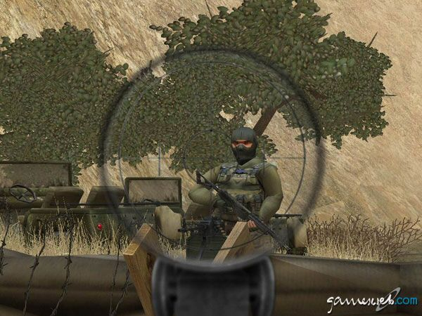 Marine Sharp Shooter 2  Archiv - Screenshots - Bild 2