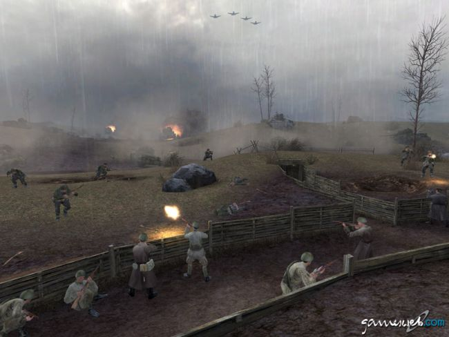 Call of Duty: United Offensive  Archiv - Screenshots - Bild 19