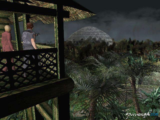 Resident Evil: Outbreak File No.2  Archiv - Screenshots - Bild 20