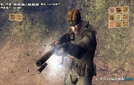 Metal Gear Acid (PSP)  Archiv - Screenshots - Bild 43