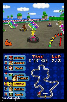 Mario Kart DS  Archiv - Screenshots - Bild 10